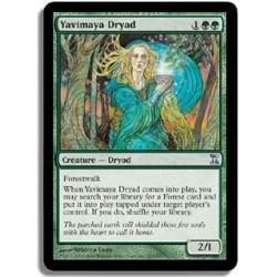 Verte - Dryade de la Yavimaya (U)