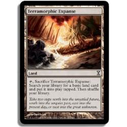 Terrain - Immensité terramorphe (C)