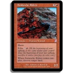 Rouge - Chevaucheurs d'avalanche (R)