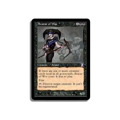 Noire - Avatar du malheur (R)