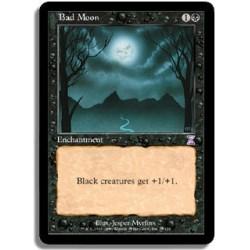 Noire - Lune blafarde (R)