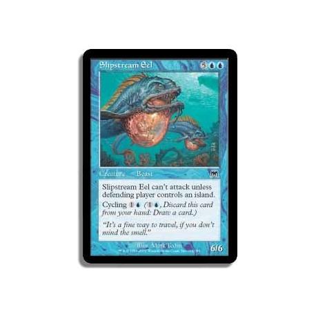 Bleue - Anguille des sillages (C)