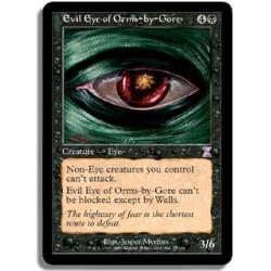 Noire - Œil maléfique d'Orms-par-Gore (R)