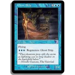 Bleue - Navire fantôme (R)