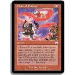 Rouge - Chaîne de plasma (U)