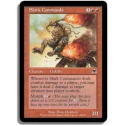 Rouge - Commando skirkien (C)