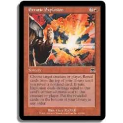 Rouge - Explosion imprévisible (C)
