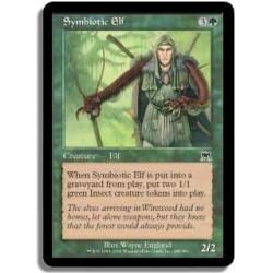 Verte - Elfe symbiotique (C)