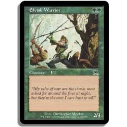 Verte - Guerrier elfe (C)