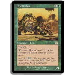 Verte - Hystrodon (R)