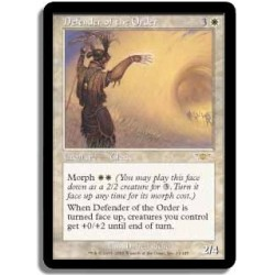 Blanche - Défenseur de l`Ordre (R)