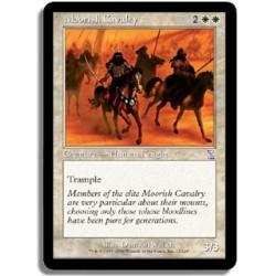 Blanche - Cavalerie maure (R)
