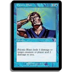 Bleue - Salve psionique (R)