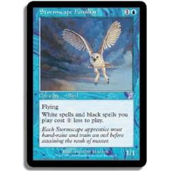 Bleue - Familier orageosophe (R)