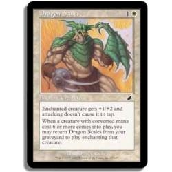 Blanche - Ecailles du dragon (C)