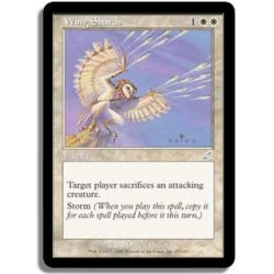 Blanche - Echardes d'ailes (U)