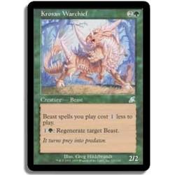 Verte - Chef de guerre krosian (U)