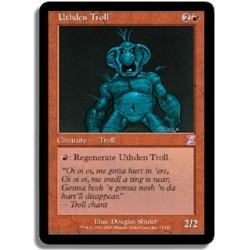 Rouge - Troll d'Uthden (R)