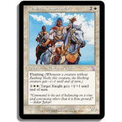 Blanche - Commandant zhalfirín (R)