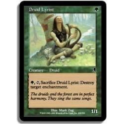 Verte - Lyriste druide (C)