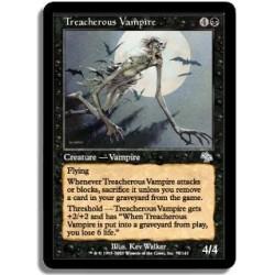 Noire - Vampire traître (U)