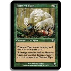 Verte - Tigre fantomatique (C)