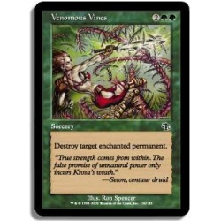 Verte - Vignes vénéneuses (C)