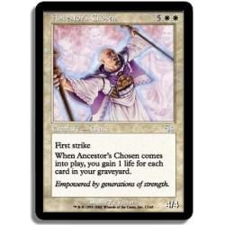 Blanche - Élu de l`Ancêtre (U)