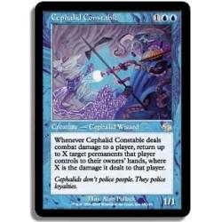 Bleue - Constable céphalide (R)