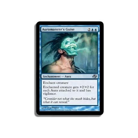Bleue - Apparence de l'auramancien (U)