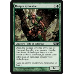 Verte - Ranger sylvestre (C)