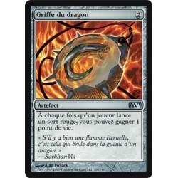 Artefact - Griffe de dragon (U)