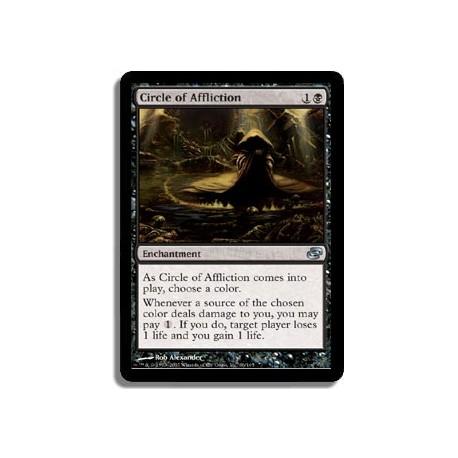 Noire - Cercle de l'affliction (U)