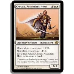 Blanche - Crovax, héros en devenir (R)