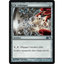 Artefact - Clé voltaïque (U)