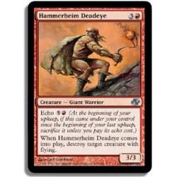 Rouge - Tireur d'élite d'Hammerheim (U)