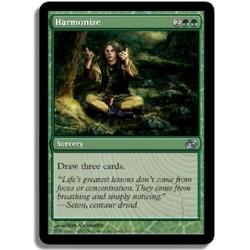 Verte - Harmonisation (U)