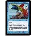 Bleue - Corbeau de l'arc en ciel (U)