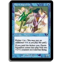 Bleue - Escadrille de faeries (C)
