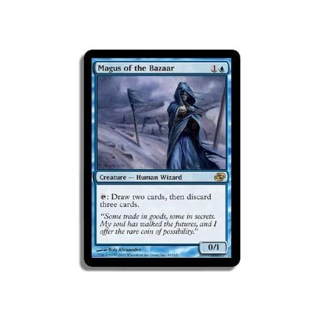 Bleue - Mage du bazar (R)