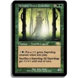 Verte - Némata, vigile du bosquet (R)