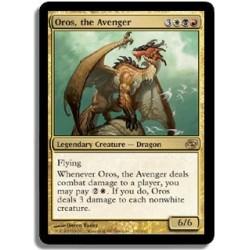 Or - Oros, le vengeur (R)