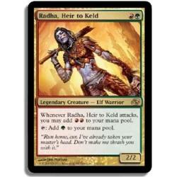Or - Radha, héritière de Keld (R)