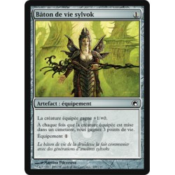 Artefact - Bâton de vie sylvok (C)