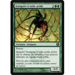 Verte - Araignée à toile acide (U)