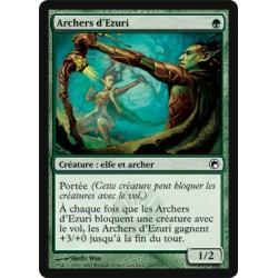 Verte - Archers d'Ezuri (C)