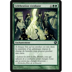 Verte - Célébration viridiane (U)