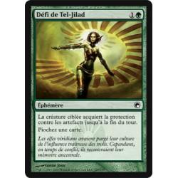 Verte - Défi de Tel-Jilad (C)