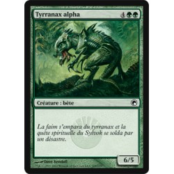 Verte - Tyrranax alpha (C)