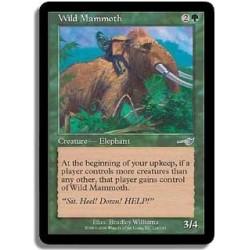 Verte - Mammouth sauvage (U)